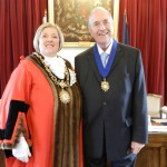 The Mayor and Deputy Mayor of Tamworth - Cllr Tina Clements & Cllr John Garner