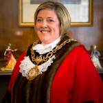 The Mayor of Tamworth - Cllr Tina Clements