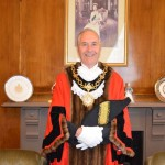 Cllr John Garner - Mayor of Tamworth 2013/14