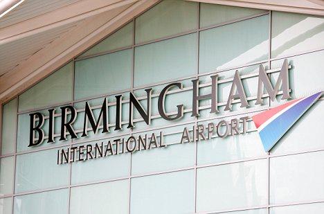 birmingham international airport image shot 2009 exact date unknown. Black Bedroom Furniture Sets. Home Design Ideas
