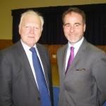Philip Bradbourn MEP & Christopher Pincher MP