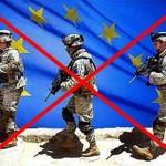 No to EU Army