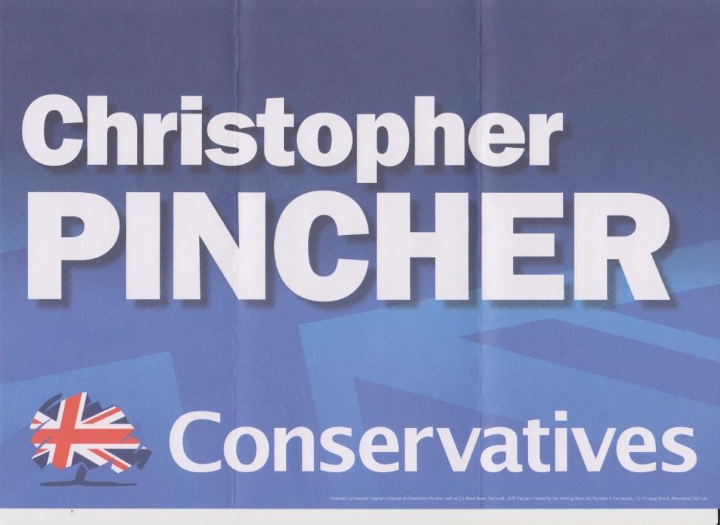 vote Christopher Pincher